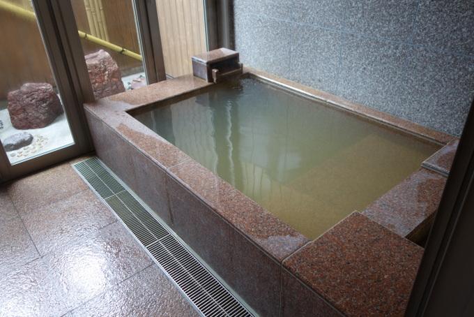 こばやし温泉 美人の湯 家族風呂